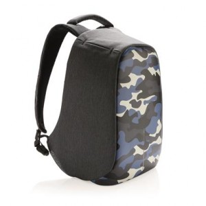 XD Design Plecak Bobby Compact Camouflage Blue