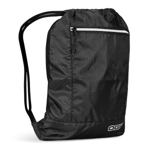 OGIO WOREK STRING BAG BLACK