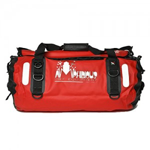 Amphibious torba wodoodporna  Voyager 60L Red